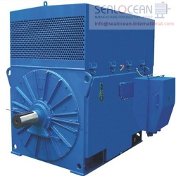 CHINA FACTORY  YKK450 6kv 560/630/710/800 kw 2977rpm High Voltage High Speed Induction Electric Motor, 10kv 220/250/280/355/400/450kw 1483rpm
