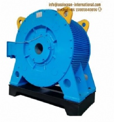 CHINA FACTORY LOW SPEED TYDT PERMANENT MAGNET DIRECT DRIVE HIGH TORQUE ELECTRIC MOTOR FOR ELEVATOR (BUCKET ELEVATOR) CEMENT INDUSTRY, CHINA TYDT ELECTRIC MOTOR FACTORY